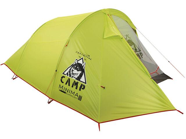 Camp Minima 3 SL Tente, green
